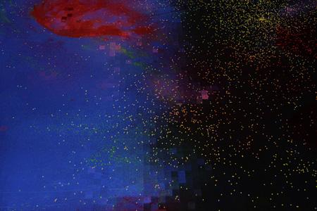 平川紀道/Houxo Que『days and nights』 ©文化庁メディア芸術祭事務局