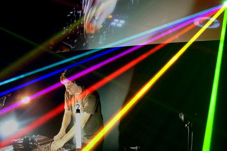 宇川直宏『The Final Media Dommune』DOMMUNE DORTMUND Satellite STUDIO ©文化庁メディア芸術祭事務局