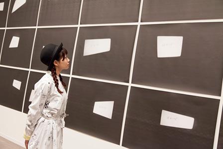 アナ・トーフ『露わにされた真実』展示風景