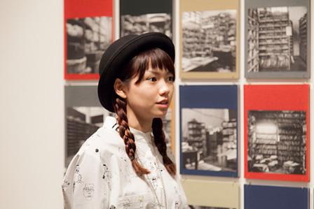 ダヤニータ・シン『ファイル・ルーム』展示風景