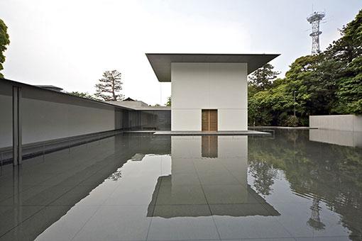 谷口建築設計研究所『鈴木大拙館』2011年 金沢 撮影:北嶋俊治