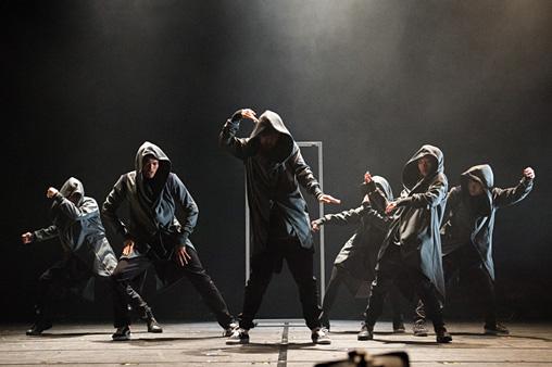 『A Frame』 ©Tadamasa Iguchi / DANCE DANCE ASIA