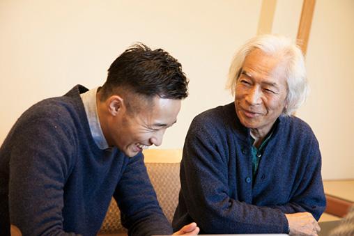 左から:shoji、石井達朗