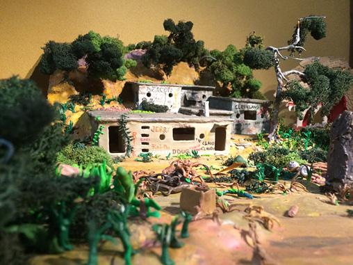 ブルース・ビックフォード『高松メディアアート祭』展示風景