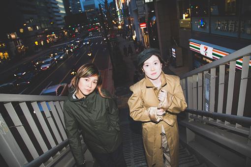 左から:原田郁子、中納良恵
