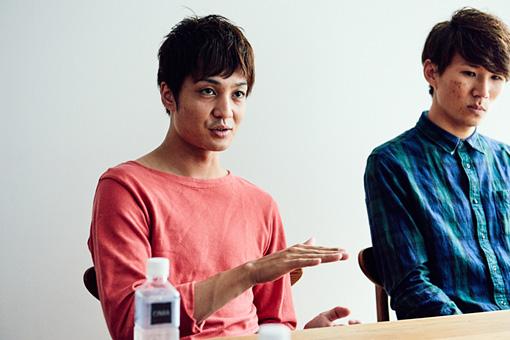 左から:小関竜矢、須田原生