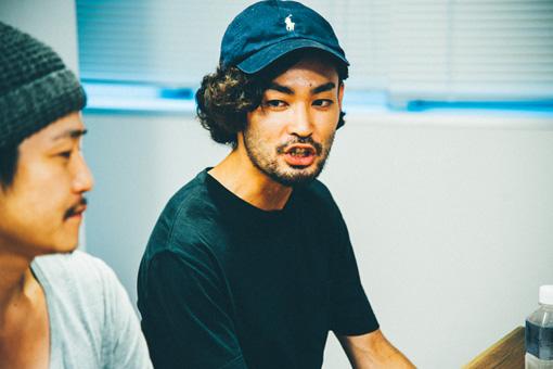 右:田口恵人