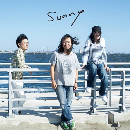 サニーデイ・サービス『Sunny』ジャケット