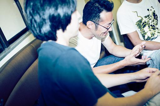 左から:岡田将孝、水野俊紀