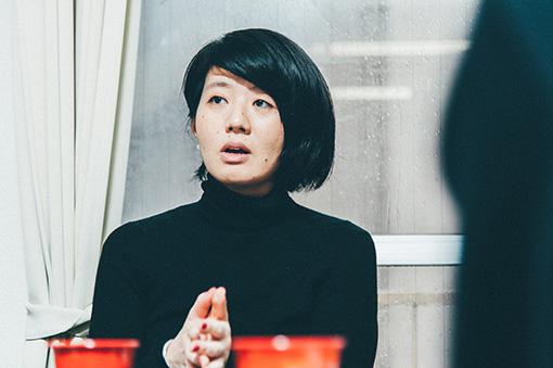 藤田貴大が主宰する「マームとジプシー」制作、林香菜