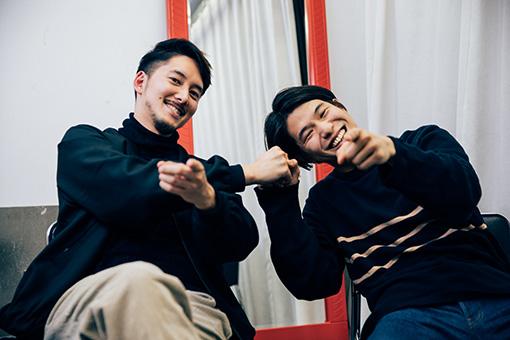 左から:長塚健斗、角舘健悟