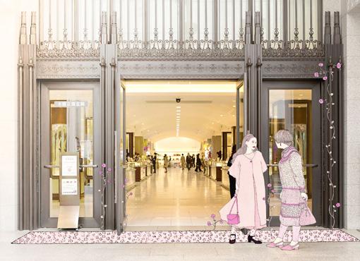 ISETAN PARK netで前田エマ×maegamimamiが『新宿とアート』をテーマに新宿の街を紹介