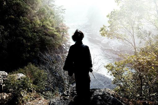 『無限の住人』イメージビジュアル ©沙村広明 / 講談社 ©2017映画「無限の住人」製作委員会