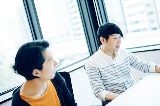 左から:伊藤大助、ミト