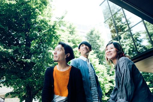 左から:伊藤大助、ミト、原田郁子