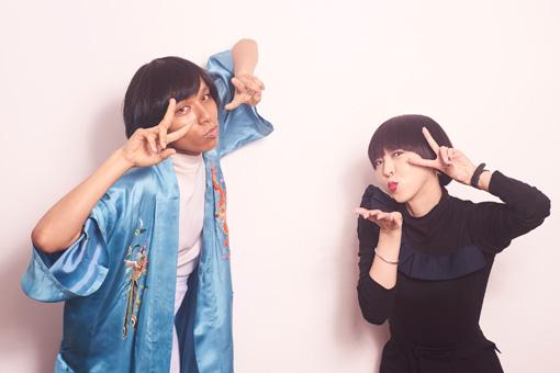 左から:アヴちゃん(女王蜂)、MIKIKO