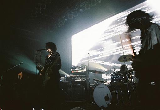 Boris / Photo by Yusuke Yamatani