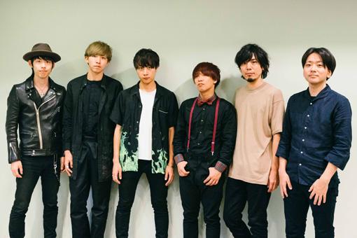 左から:ジェットセイヤ、柳沢進太郎、牧達弥、長谷川プリティ敬祐、カタオカセブン、東俊宏