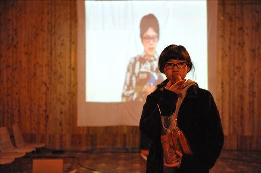 『マームと誰かさん 穂村弘さん(歌人)とジプシー』撮影:橋本倫史