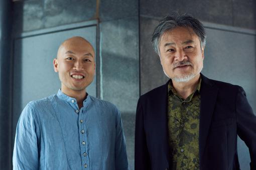 左から:前川知大、黒沢清