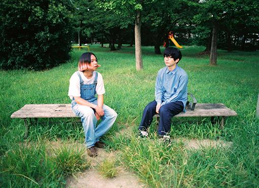 夏目と菅原がギターの練習をしたり、くるりやGOING STEADYなどを聴かせあったりした公園にて