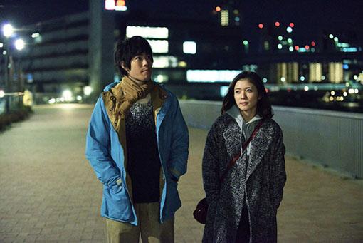 『勝手にふるえてろ』では、松岡茉優演じるヨシカに思いを寄せる「二」を演じた ©2017映画「勝手にふるえてろ」製作委員会