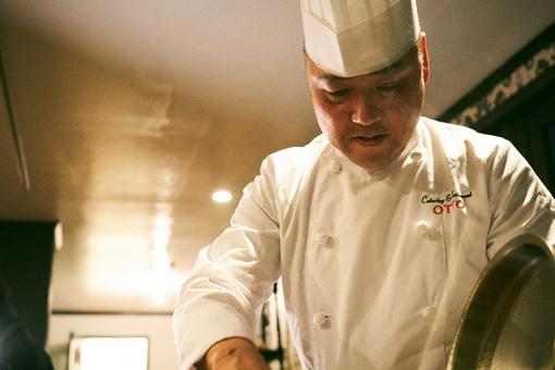 料理は、「Circus Outdoor Tokyo」内にあるRestaurant OTTOの君塚博幸シェフが担当