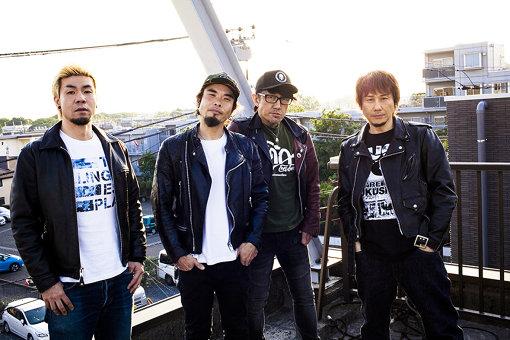 左から:Matchan、Hidenori Minami、Jun Gray、Ken Yokoyama