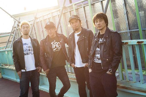 左から:Matchan、Jun Gray、Hidenori Minami、Ken Yokoyama