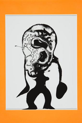『トキドロレン』1962-63年 ゼラチン・シルバー・プリント 清里フォトアートミュージアム蔵