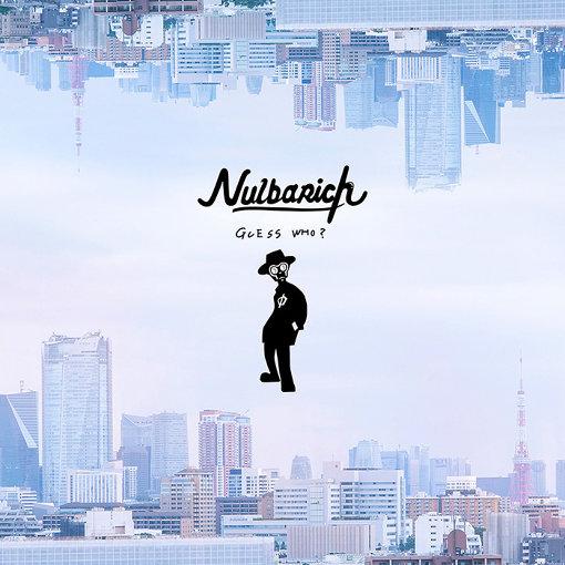 「ナルバリくん」が描かれたNulbarichのアルバム『Guess Who?』