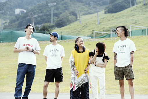 『jizue New Album「ROOM」Release Live』