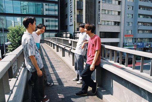 左から:須田洋次郎、大竹雅生、川辺素、nakayaan
