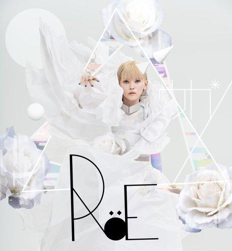 ロイ-RöE-『ウカ*』ジャケット
