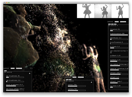 Perfume 3DカメラCG映像