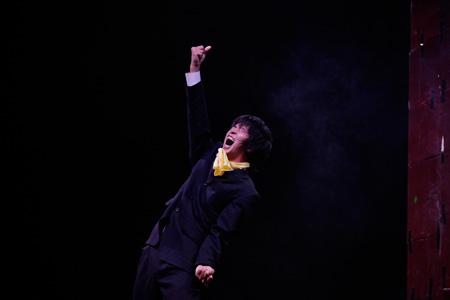 遠藤一郎『吾妻橋ダンスクロッシング2011』