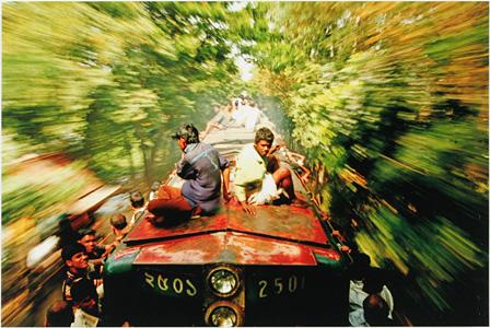 G.M.B. アカシュ G.M.B. AKASH『Take me home』2006 ©G.M.B. AKASH