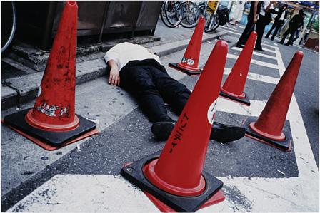 川本健司 KAWAMOTO Kenji『よっぱらい天国 』 2006-09 ©KAWAMOTO Kenji