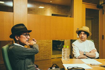 左から:高橋幸宏、小山田圭吾