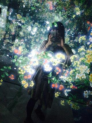 チームラボ『花と人、コントロールできないけれども、共に生きる - Kunisaki Peninsula』