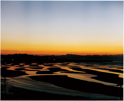 『真玉海岸』 撮影:石川直樹 / ©国東半島芸術祭実行委員会