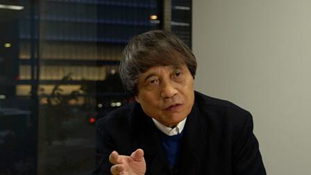 安藤忠雄『だれも知らない建築のはなし』 ©Tomomi Ishiyama