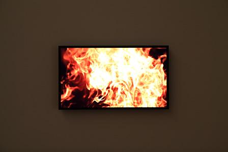 映像作品『火の記憶』 2014年