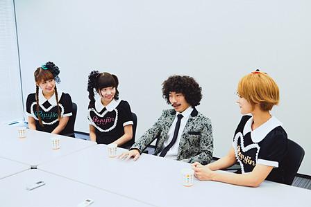 左から:清 優華、清 可恩、清 竜人、清 亜美