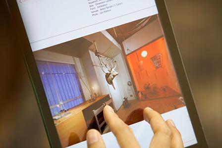 3つのノンプロフィット(非営利)のギャラリーや多目的スペースで立て続けに3回の個展を行う(2010年)