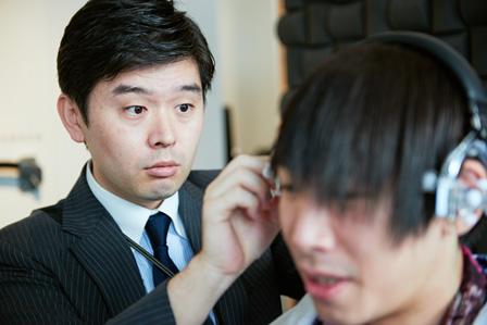 左から:菅野聡、ミト
