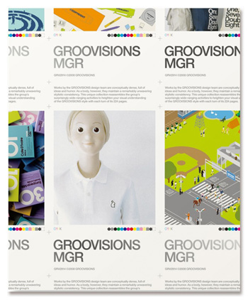 Book & DVD『GROOVISIONS MGR』(2008年)