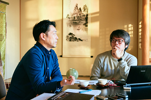 左から:小岩秀太郎、武藤大祐