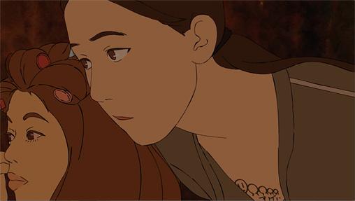『アイノネ』MVより 岩井俊二によるアニメ版『スワロウテイル』