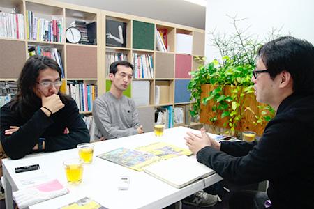 危口統之(悪魔のしるし)、小泉篤宏(サンガツ)、小沢康夫